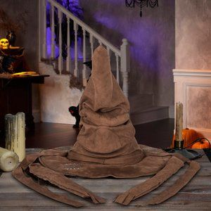Harry Potter Animated Sorting Hat Moving Talking